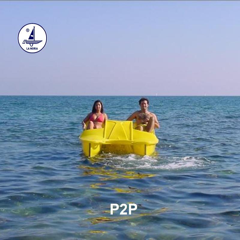 Venta y alquiler de hidropedales P2P