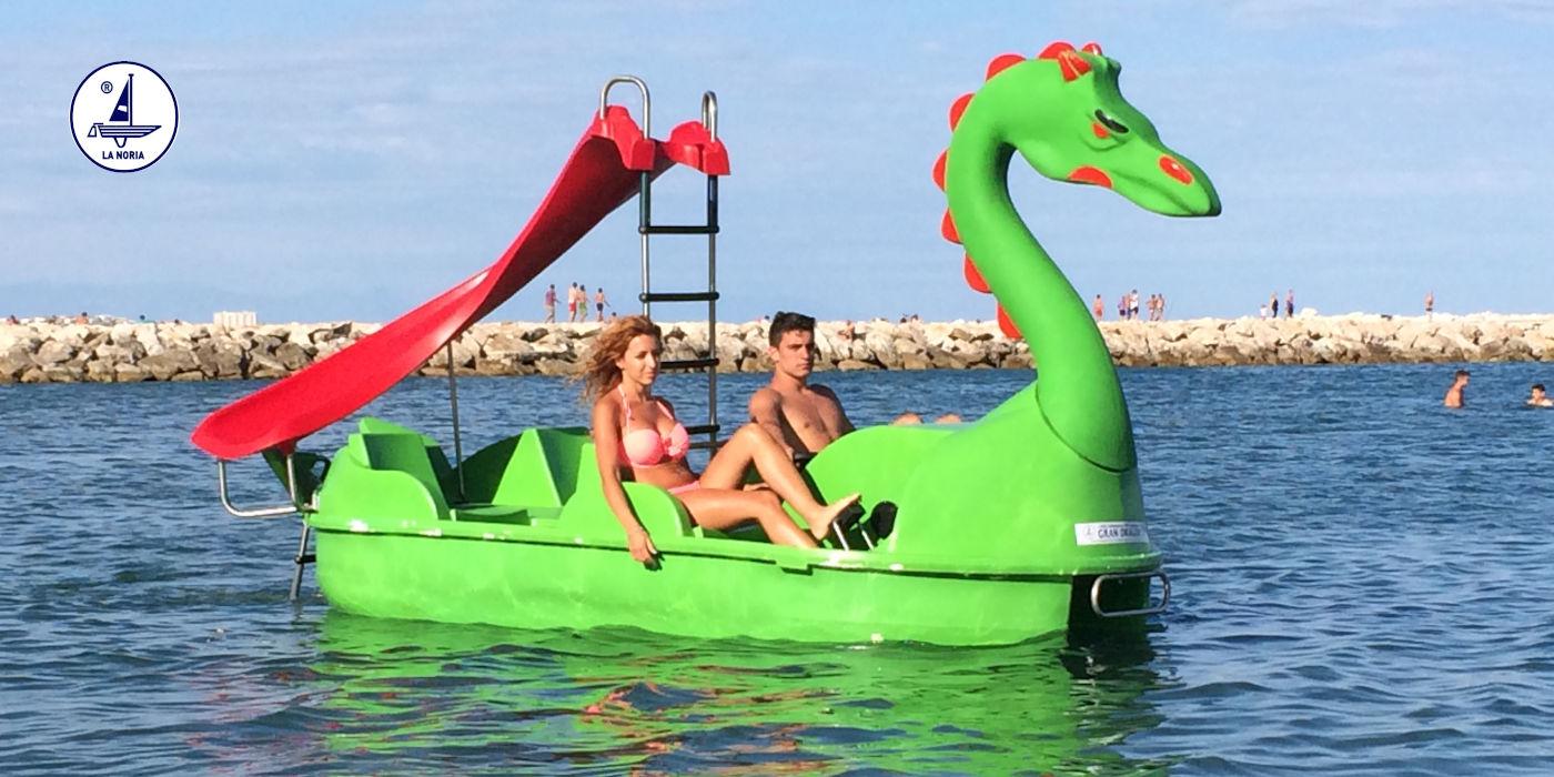 Hidropedal Gran Dragon