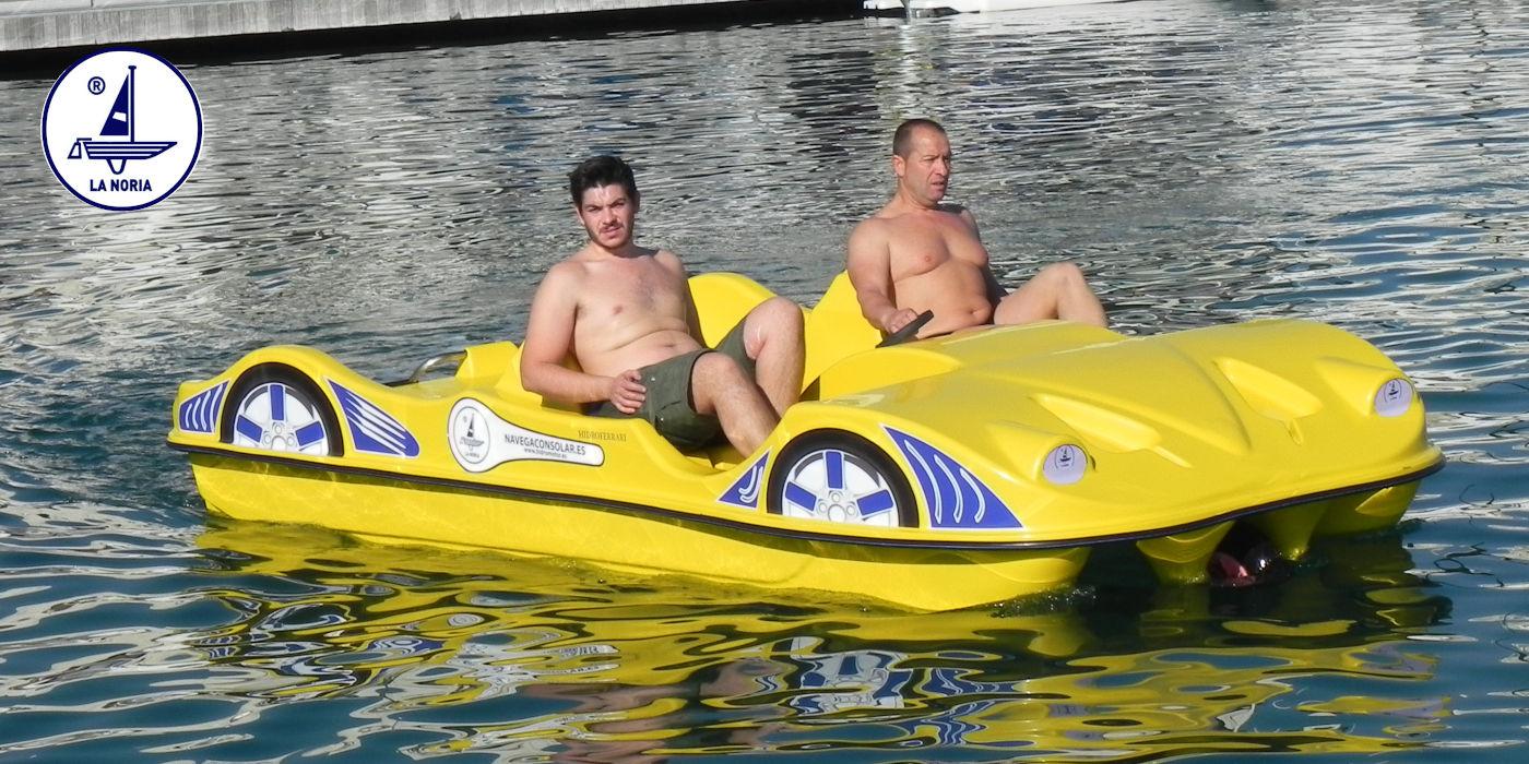 Hidroferrari hidropedales