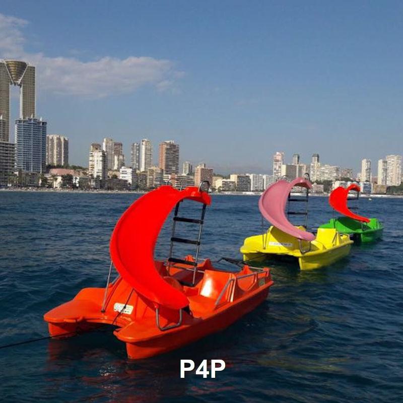 Venta y alquiler de hidropedales P4P