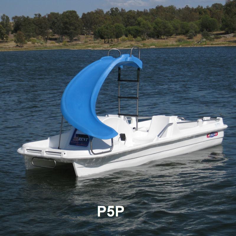 Venta y alquiler de hidropedales P5P
