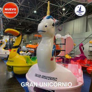 Nuevo Hidropedal Gran Unicornio